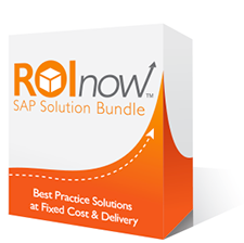 ROI Now SAP Solution Bundles